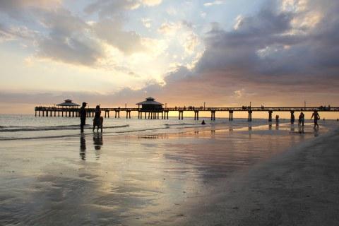 Why build in southwest florida southwest florida custom for Fort myers fishing pier