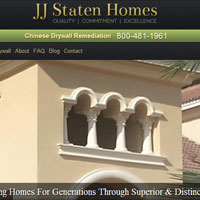 With over 20 years experience and over 500 completed homes in New York, Southwest Florida and Mississippi, JJ Staten Homes is proud to continue the same quality of service and construction each and every year.
