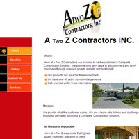 A Two Z Contractors Inc.